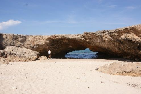 Naturalne mosty to jeden z charakterystycznych elementów parku krajobrazowego
