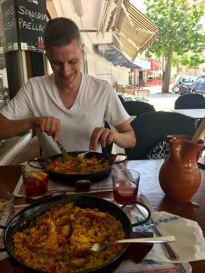 Jedzenie na Majorce