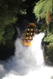 Rafting w Rotorua