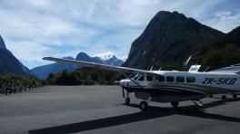 Lot do Milford Sound