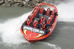 Queenstown Jet Boat