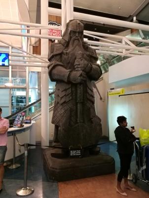 Lotnisko Auckland