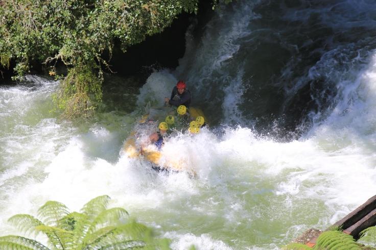 Rotorua Rafting