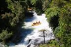 Nowa Zelandia – Dzień 4 – Rotorua, Rafting, Wai-o-Tapu, Huka Falls