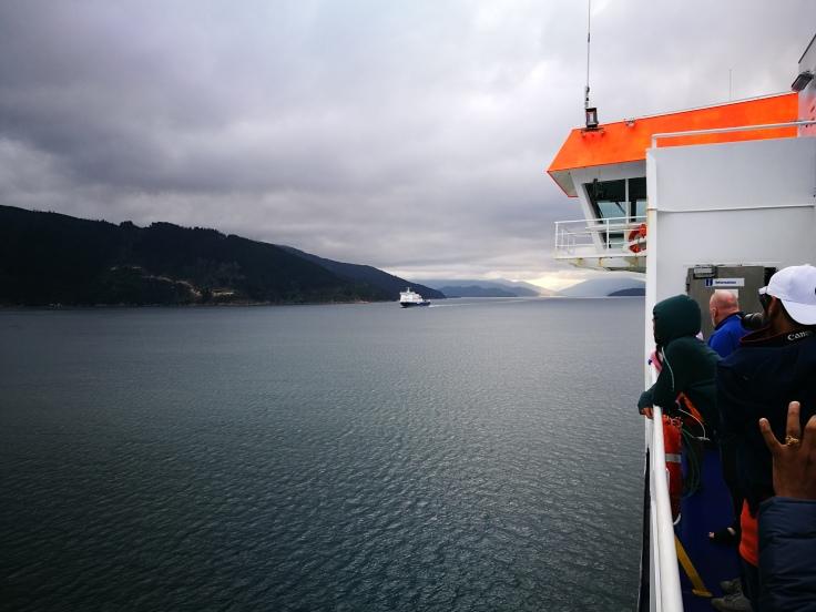 Przeprawa Wellington - Picton