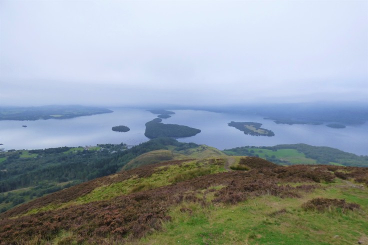 West Highland Way - Conic HIll